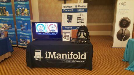 iManifold Booth