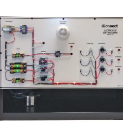 TU-302 electric heating control board