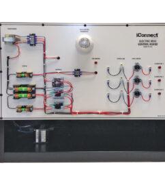 TU-302 electric heating control board