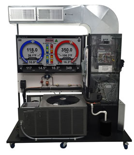 TU-406 RESIDENTIAL HEAT PUMP TRAINER
