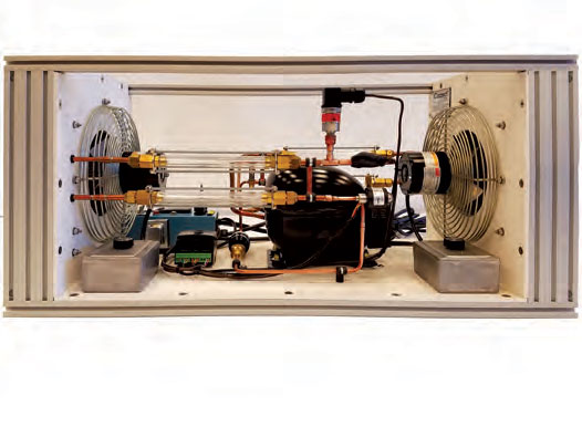 TU-810 EEV Table-Top Air Conditioning and Refrigeration Trainer