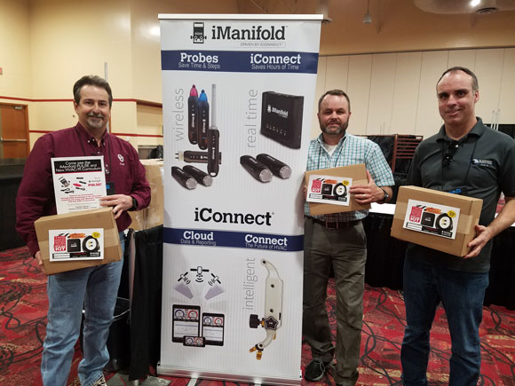 HVACR Event Winners at HVAC Excellence