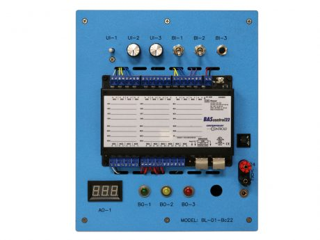 BL-01-Bc22 Sedona BAS Controller Simulator