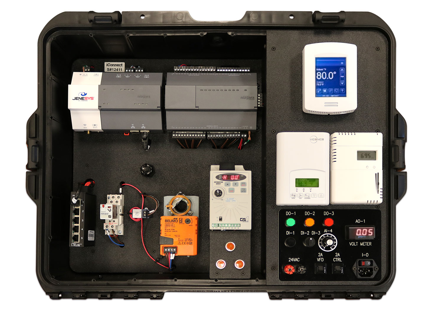 PT-181 Intro to HVAC/Building Automation Systems Training Package