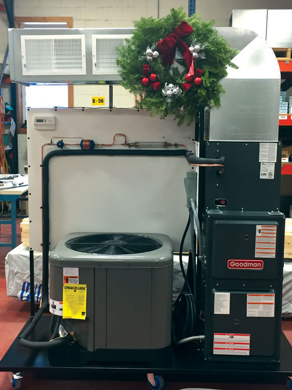 Custom HVAC/R Training Unit / Equipment